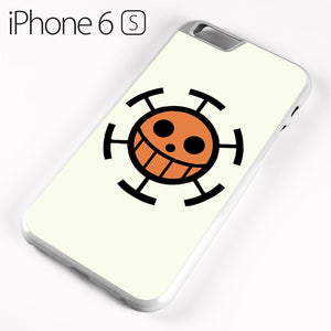 Trafalgar Law Logo AB - iPhone 6 Case - Tatumcase
