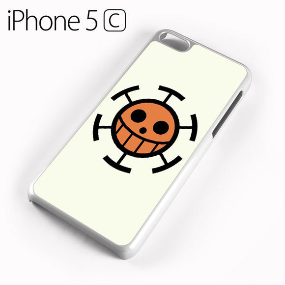 Trafalgar Law Logo AB - iPhone 5C Case - Tatumcase