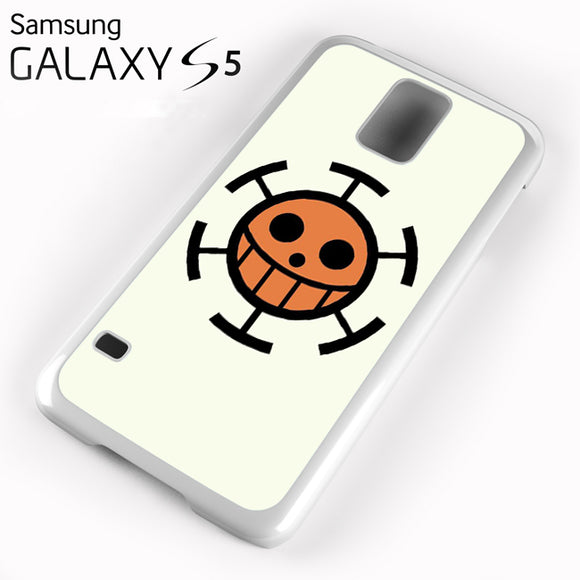 Trafalgar Law Logo AB - Samsung Galaxy S5 Case - Tatumcase