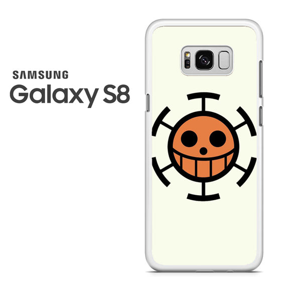 Trafalgar Law Logo AB - Samsung Galaxy S8 Case - Tatumcase