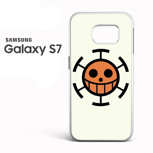 Trafalgar Law Logo AB - Samsung Galaxy S7 Case - Tatumcase