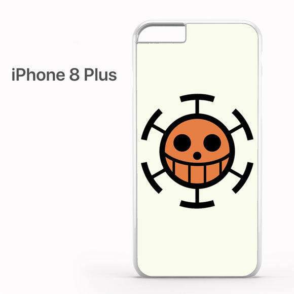 Trafalgar Law Logo AB - iPhone 8 Plus Case - Tatumcase