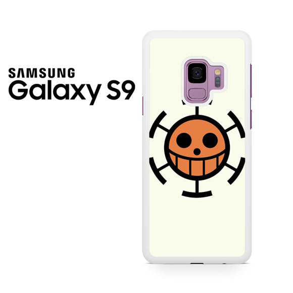 Trafalgar Law Logo AB - Samsung Galaxy S9 Case - Tatumcase