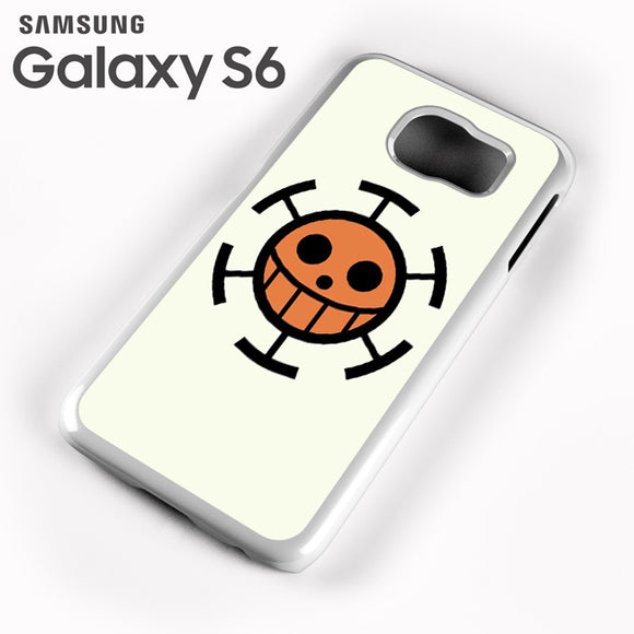 Trafalgar Law Logo AB - Samsung Galaxy S6 Case - Tatumcase