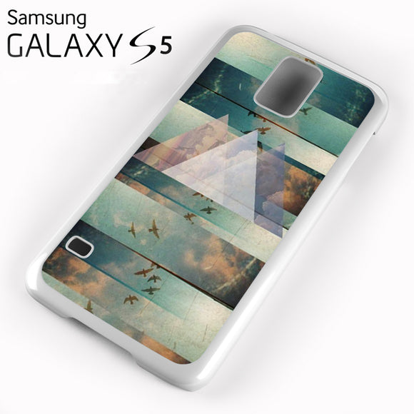 Tri Triangle Hipster - Samsung Galaxy S5 Case - Tatumcase