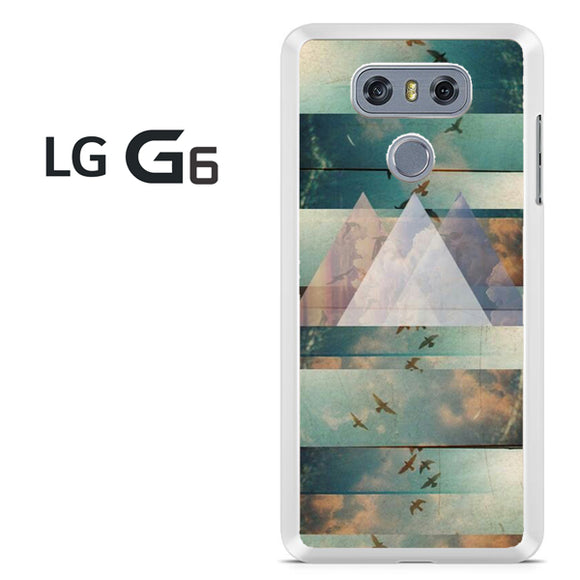 Tri Triangle Hipster - LG G6 Case - Tatumcase