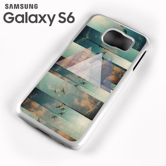 Tri Triangle Hipster - Samsung Galaxy S6 Case - Tatumcase