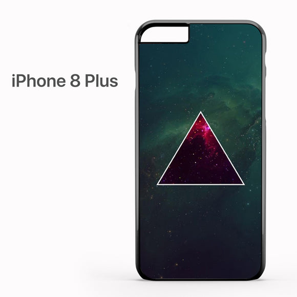 Triangle Portal Nebula - iPhone 8 Plus Case - Tatumcase