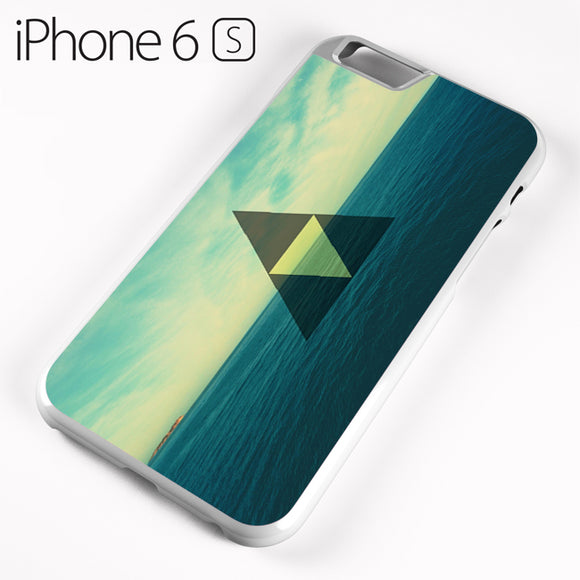 Triangle Sea Art TY - iPhone 6 Case - Tatumcase