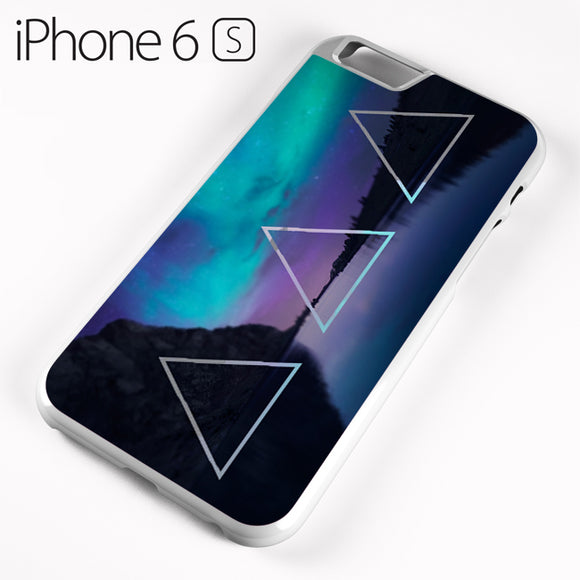 Triple Triangle Landscape - iPhone 6 Case - Tatumcase
