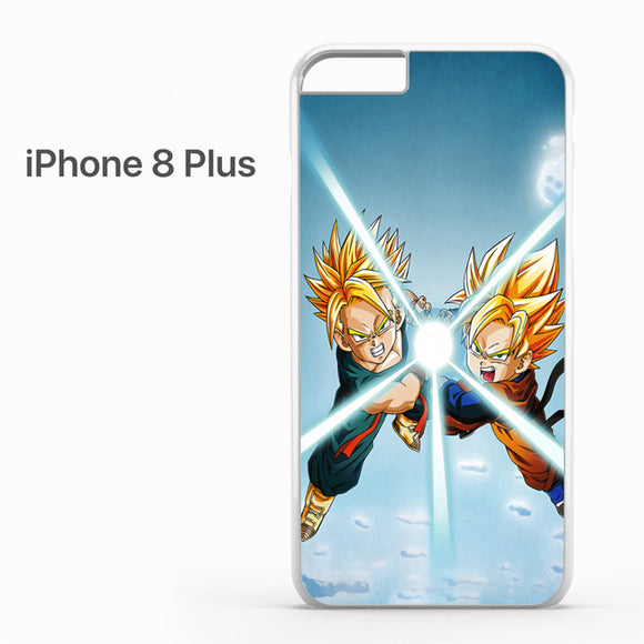 Trunks Goten dragonball - iPhone 8 Plus Case - Tatumcase