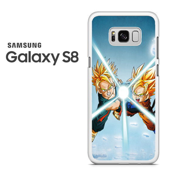 Trunks Goten dragonball - Samsung Galaxy S8 Case - Tatumcase