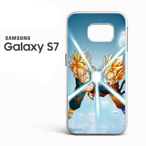 Trunks Goten dragonball - Samsung Galaxy S7 Case - Tatumcase