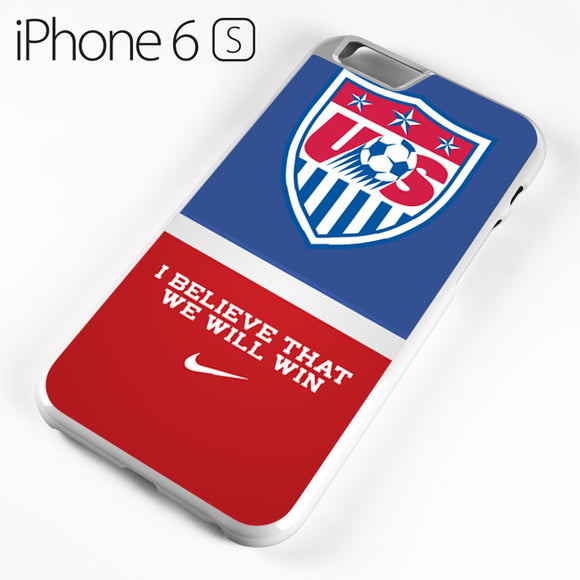 US Soccer Logo TY - iPhone 6 Case - Tatumcase
