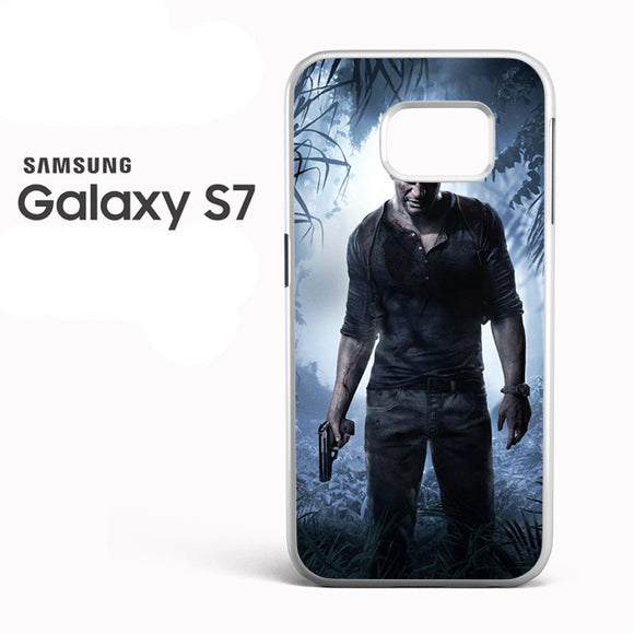 Uncharted 4 game TY - Samsung Galaxy S7 Case - Tatumcase