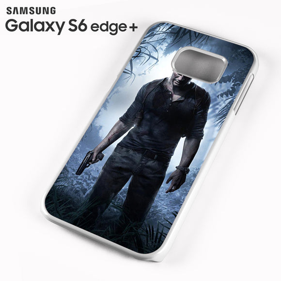 Uncharted 4 game TY - Samsung Galaxy S6 Edge Plus Case - Tatumcase