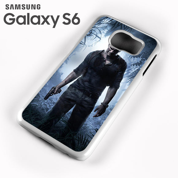 Uncharted 4 game TY - Samsung Galaxy S6 Case - Tatumcase