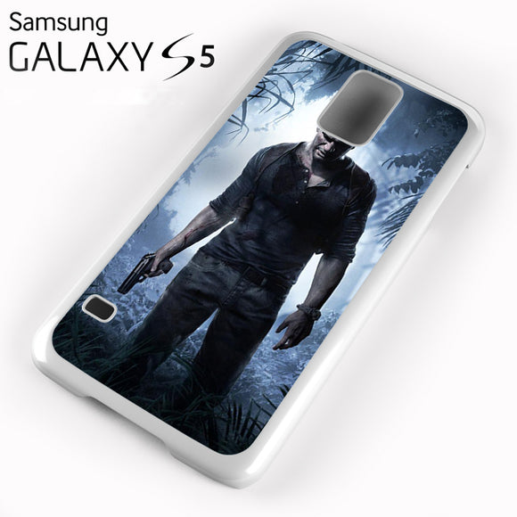 Uncharted 4 game TY - Samsung Galaxy S5 Case - Tatumcase