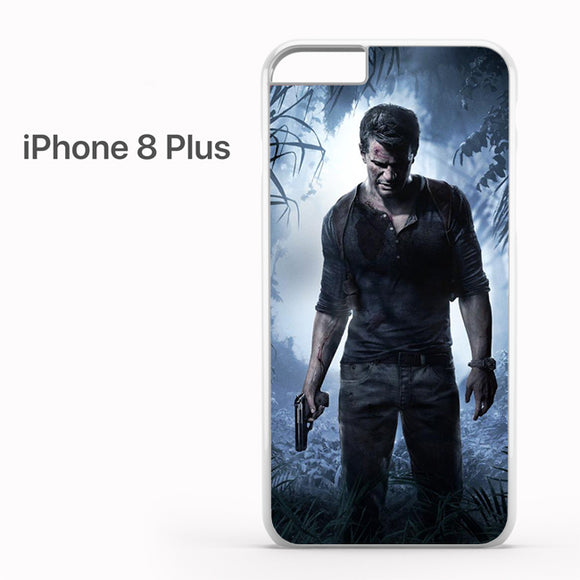 Uncharted 4 game TY - iPhone 8 Plus Case - Tatumcase