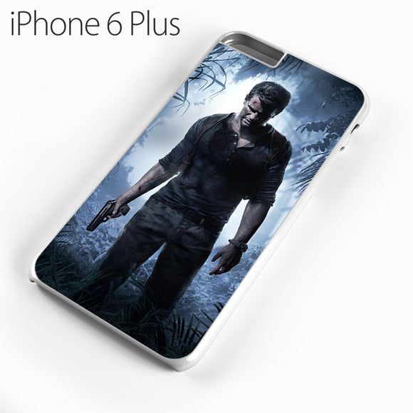 Uncharted 4 game TY - iPhone 6 Plus Case - Tatumcase