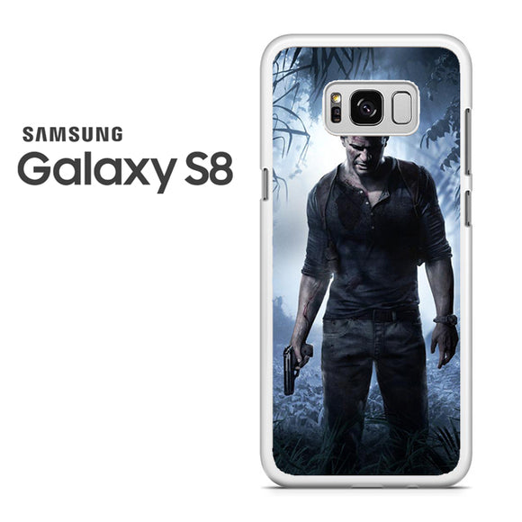 Uncharted 4 game TY - Samsung Galaxy S8 Case - Tatumcase