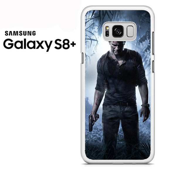 Uncharted 4 game TY - Samsung Galaxy S8 Plus Case - Tatumcase