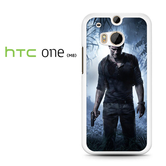 Uncharted 4 game TY - HTC M8 Case - Tatumcase