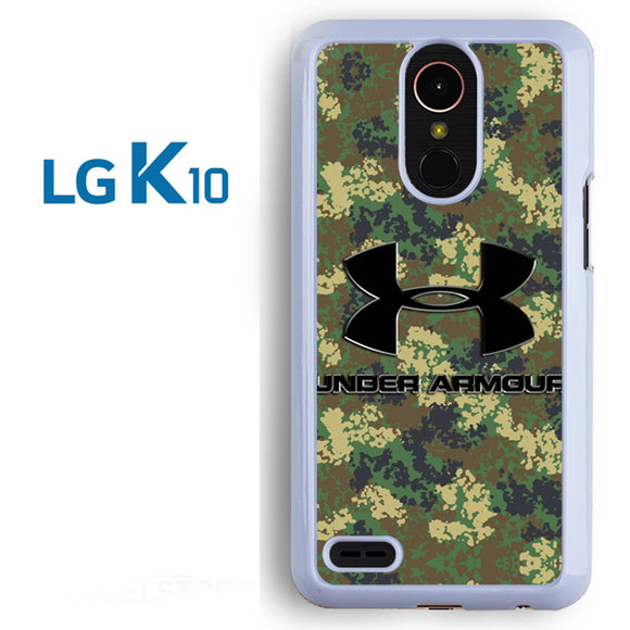 Under Armour AB - LG K10 Case - Tatumcase