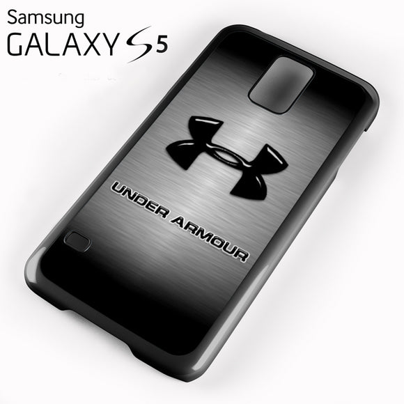 Under Armour Black TY - Samsung Galaxy S5 Case - Tatumcase