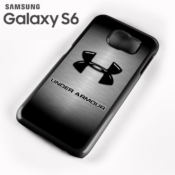 Under Armour Black TY - Samsung Galaxy S6 Case - Tatumcase