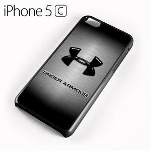 Under Armour Black TY - iPhone 5C Case - Tatumcase