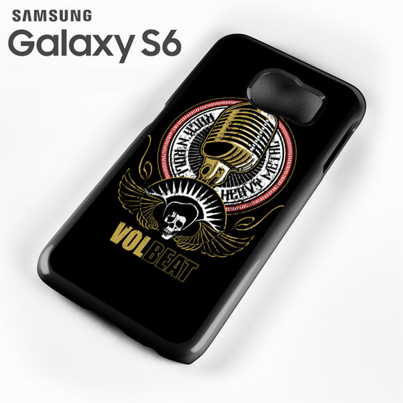 VOLBEAT - Samsung Galaxy S6 Case - Tatumcase