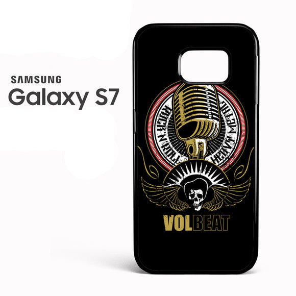 VOLBEAT - Samsung Galaxy S7 Case - Tatumcase