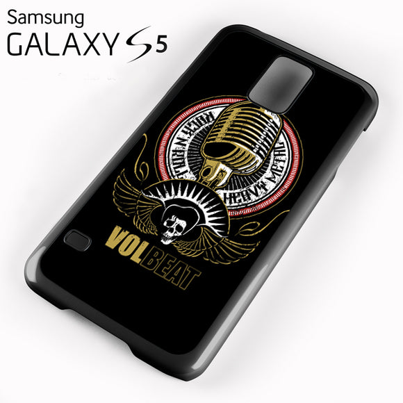 VOLBEAT - Samsung Galaxy S5 Case - Tatumcase