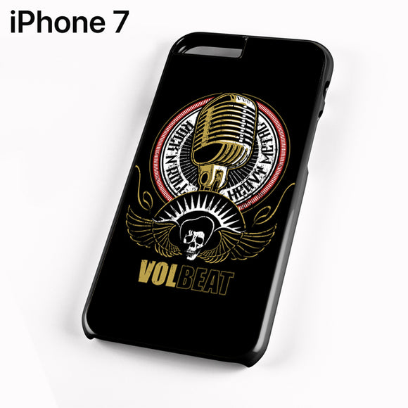 VOLBEAT - iPhone 7 Case - Tatumcase
