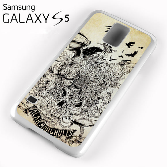 Valar morghulis game of thrones - Samsung Galaxy S5 Case - Tatumcase