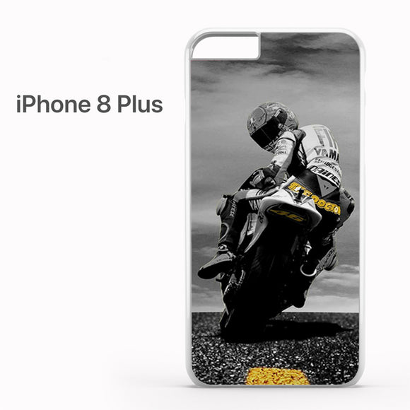 Valentino rossi 46 GP - iPhone 8 Plus Case - Tatumcase