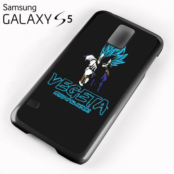Vegeta Prince of All Saiyan AB - Samsung Galaxy S5 Case - Tatumcase