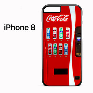 Vending Mechine Cocacola (5) - iPhone 8 Case - Tatumcase