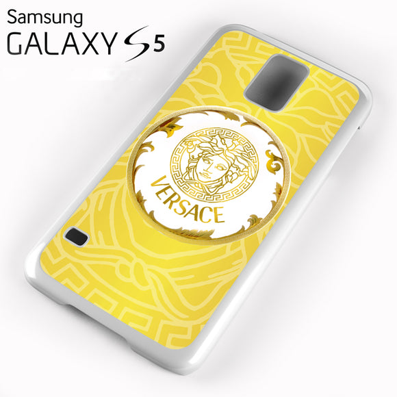Versace Gold Mode TY - Samsung Galaxy S5 Case - Tatumcase