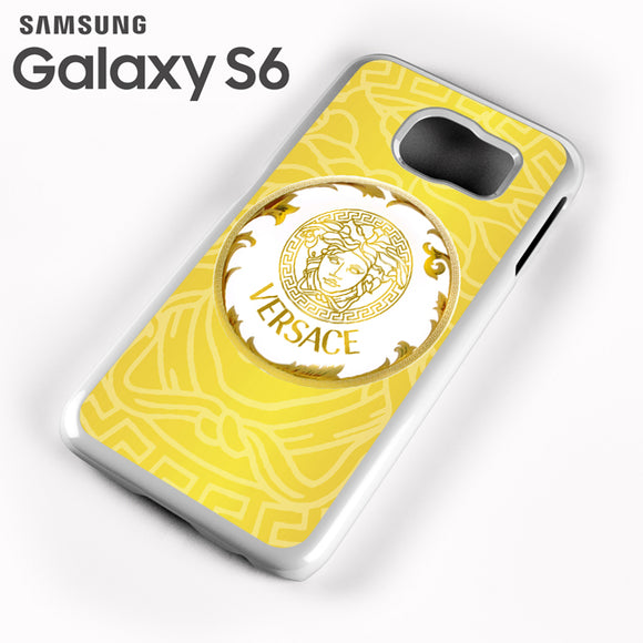 Versace Gold Mode TY - Samsung Galaxy S6 Case - Tatumcase