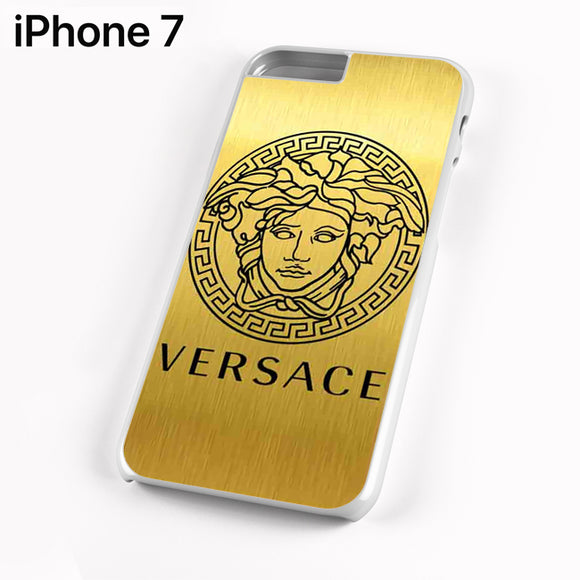 Versace Logo Gold TY - iPhone 7 Case - Tatumcase