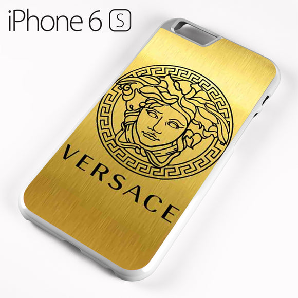Versace Logo Gold TY - iPhone 6 Case - Tatumcase