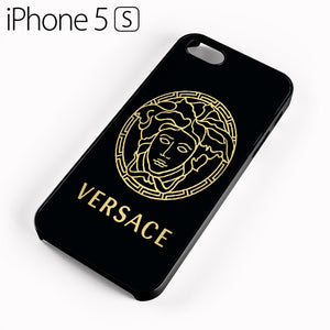 Versace black and gold - iPhone 5 Case - Tatumcase