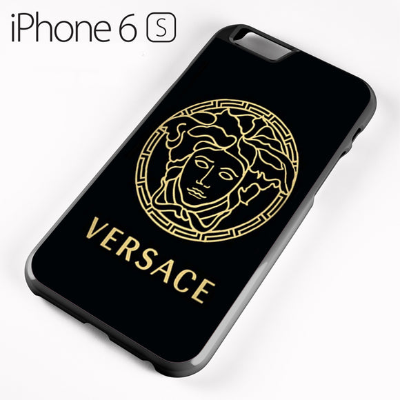 Versace black and gold - iPhone 6 Case - Tatumcase