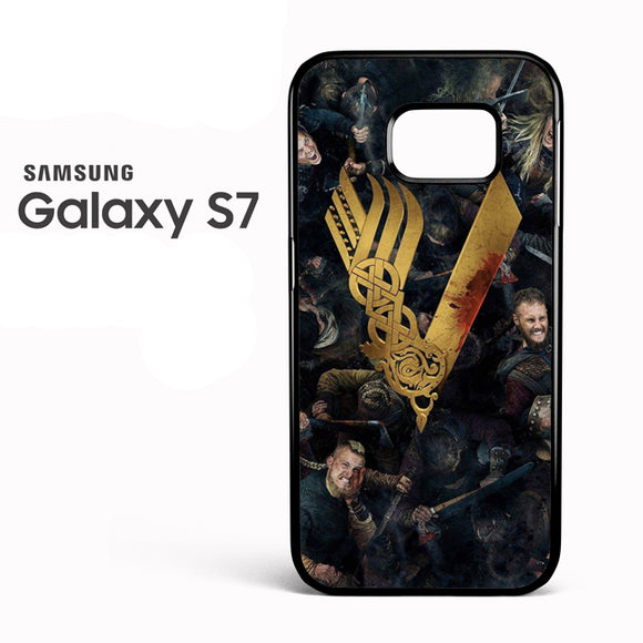 Vikings AB - Samsung Galaxy S7 Case - Tatumcase