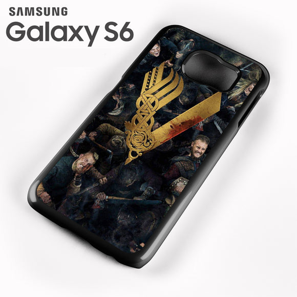 Vikings AB - Samsung Galaxy S6 Case - Tatumcase