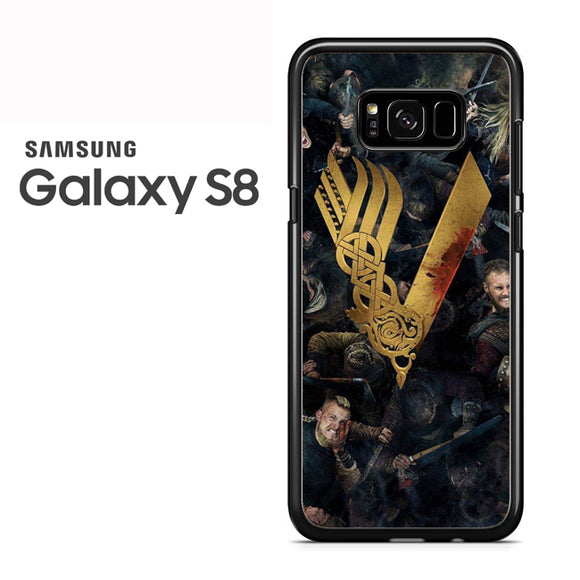 Vikings AB - Samsung Galaxy S8 Case - Tatumcase