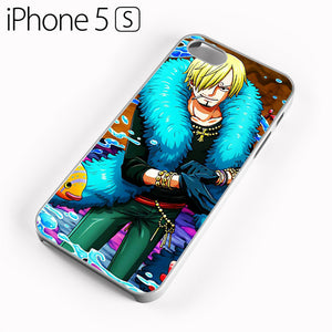 Vinsmoke Sanji AB - iPhone 5 Case - Tatumcase