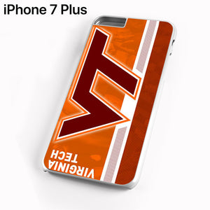 Virginia Tech Stripe - iPhone 7 Plus Case - Tatumcase